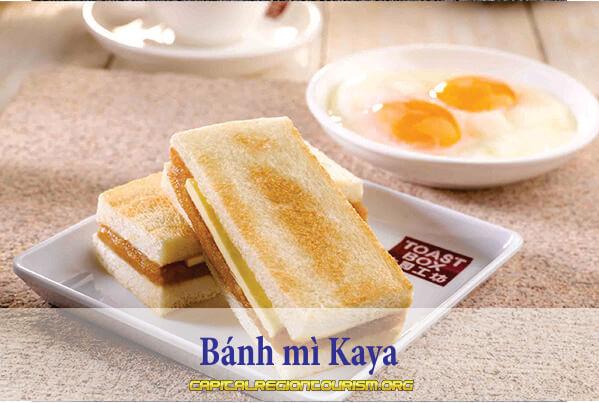 Bánh mì Kaya