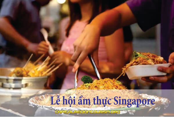 Lễ hội ẩm thực Singapore