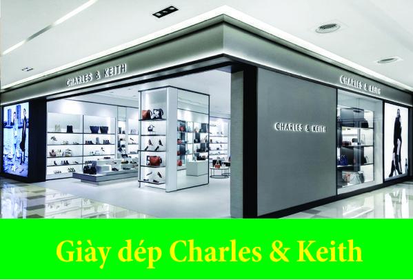 Giày dép Charles & Keith
