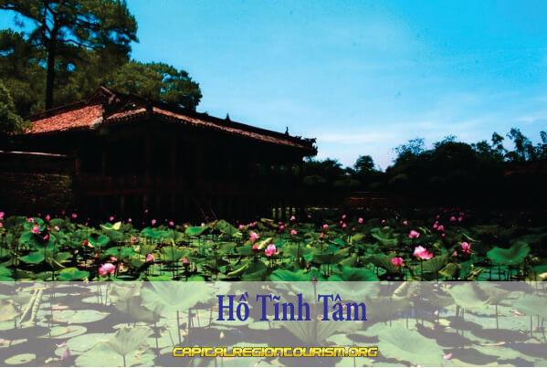 Hồ Tĩnh Tâm