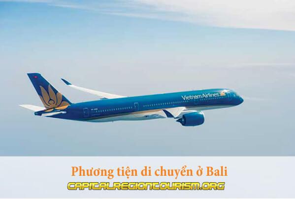 Phương tiện di chuyển đến Bali