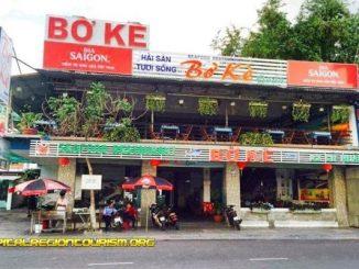 quán ăn hải sản Nha Trang