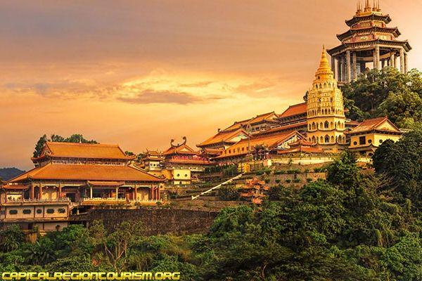 Địa điểm tham quan không thể bỏ qua khi đến với Penang