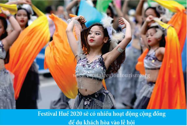 Festival Huế 2020 Sẽ Được Tổ Chức Từ Ngày 1 – 6/4/2020. 1